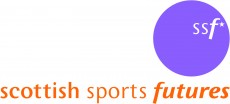 Scottish Sports Futures (SSF) logo